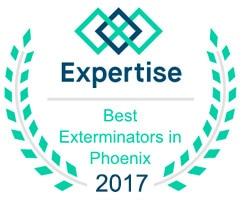 Best Exterminators in Phoenix 2017